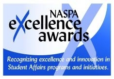 NASPA Excellence Award Photo