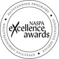 NASPA Excellence Award Medallion Photo